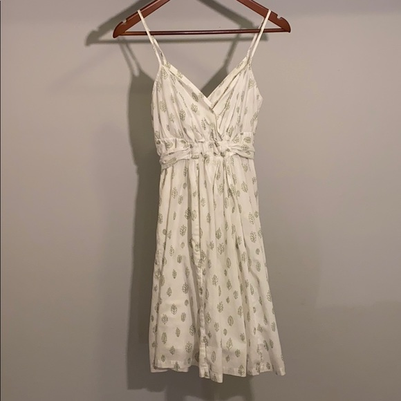 GAP Dresses & Skirts - Gap white cotton dress